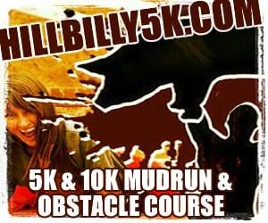 Hillbilly 5K