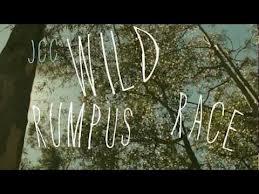 Wild Rumpus Race