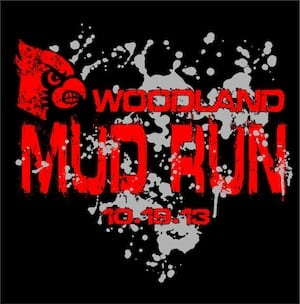 Woodland Mud Run