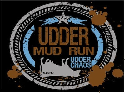 Udder Mud Run