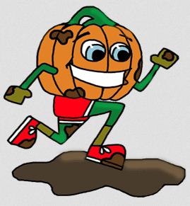 Pumpkin Patch Mud Run