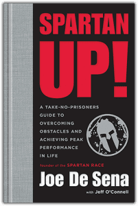 Top Books for the Obstacle Racing Enthusiast: Spartan Up!