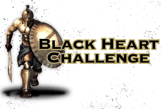 Blackheart Challenge