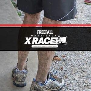 Freefall X-Race