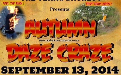 Autumn Daze Craze