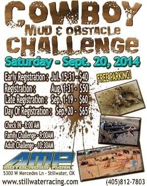 Cowboy Mud Run