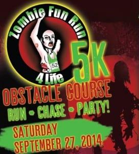 Zombie Fun Run 4 Life
