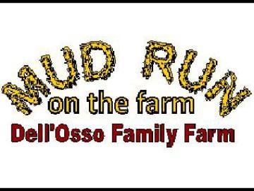 Mud Run on the Farm