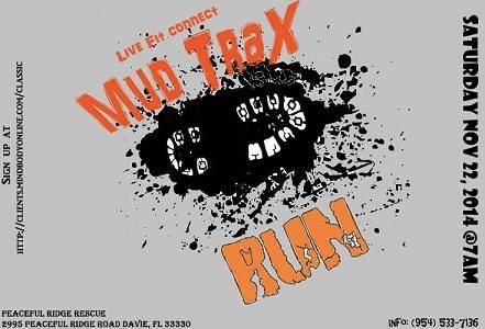 Mud Trax Run