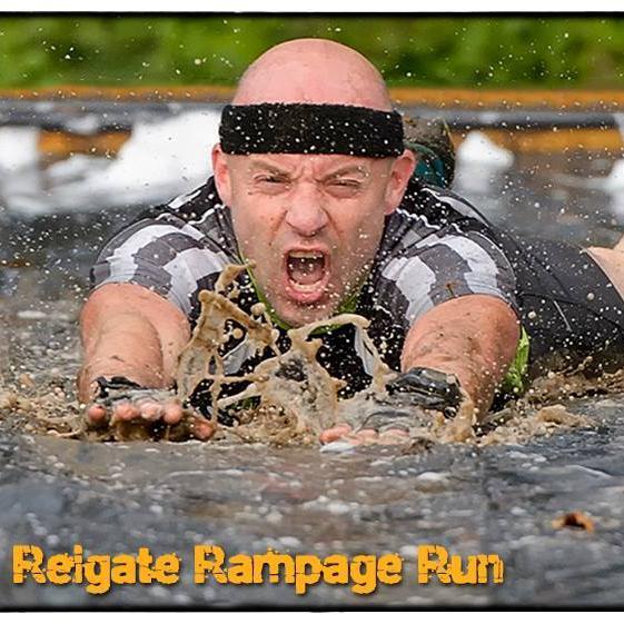 Reigate Rampage Run