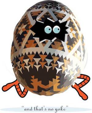 Eggcellent Obstacle Race