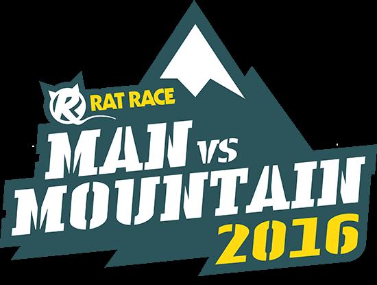 Man VS Mountain