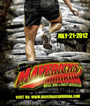 Mavericks Mud Run