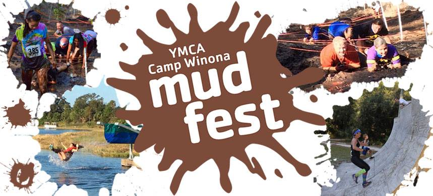 Camp Winona Mud Fest