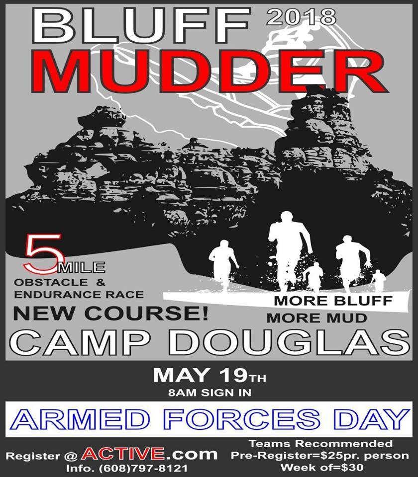 Bluff Mudder