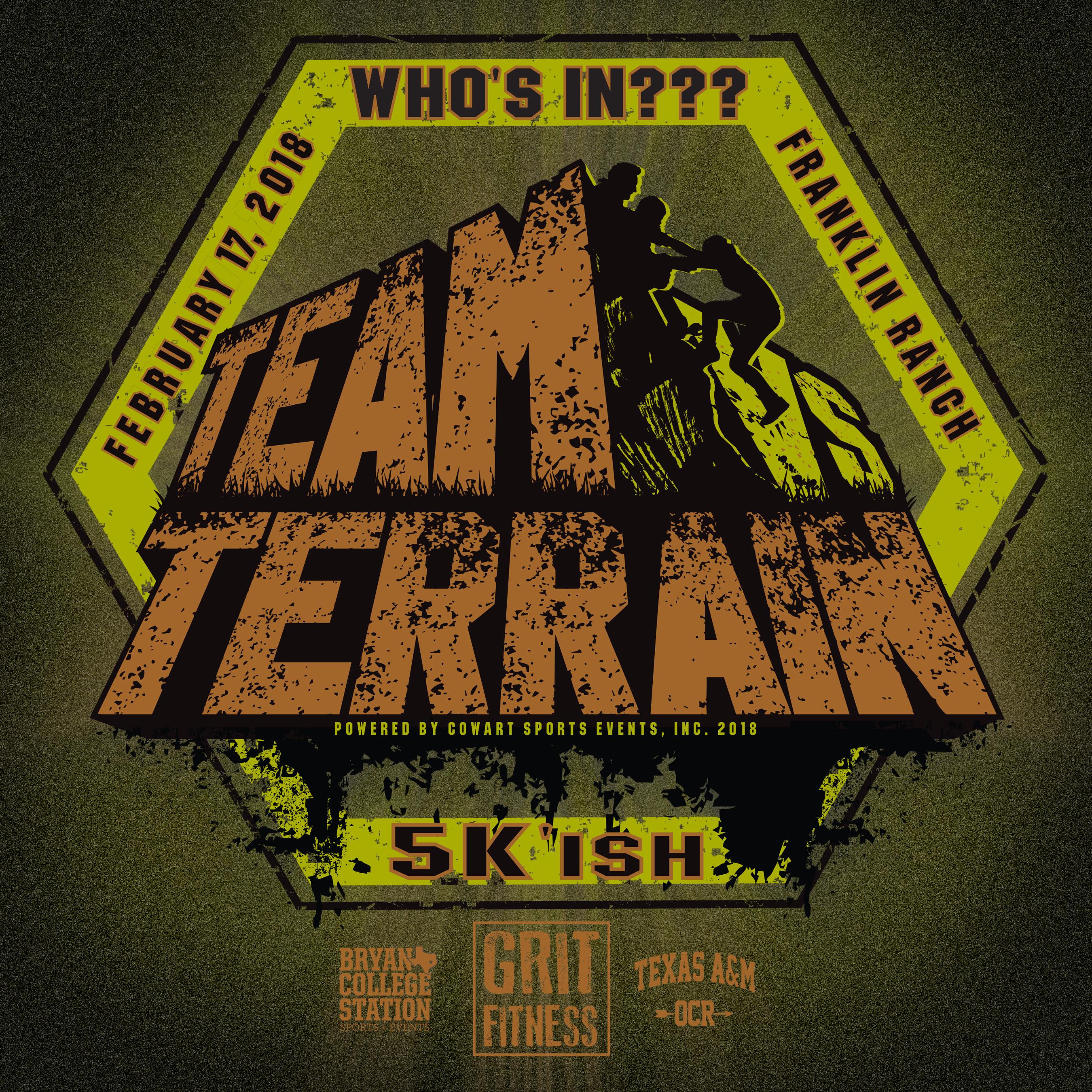 Team Vs Terrain