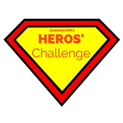 Jonestown KOA Heros Challenge