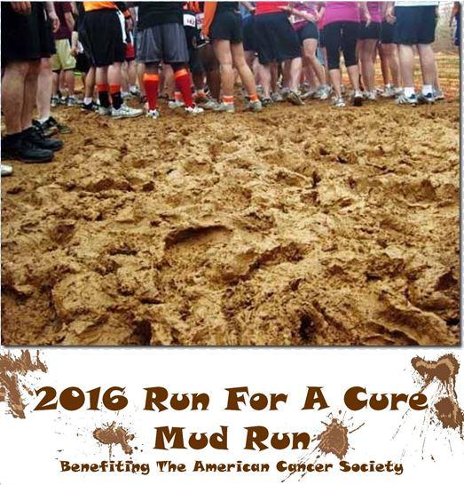 Run For A Cure Mud Run