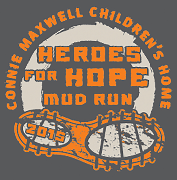 Connie Maxwell Mud Run