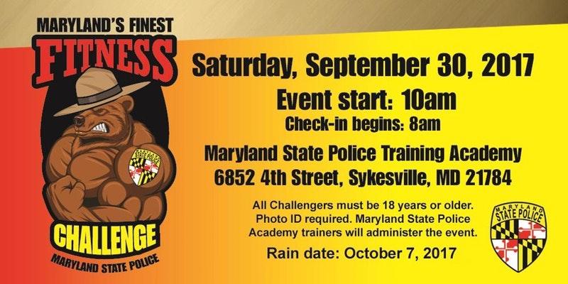 Marylands Finest Fitness Challenge
