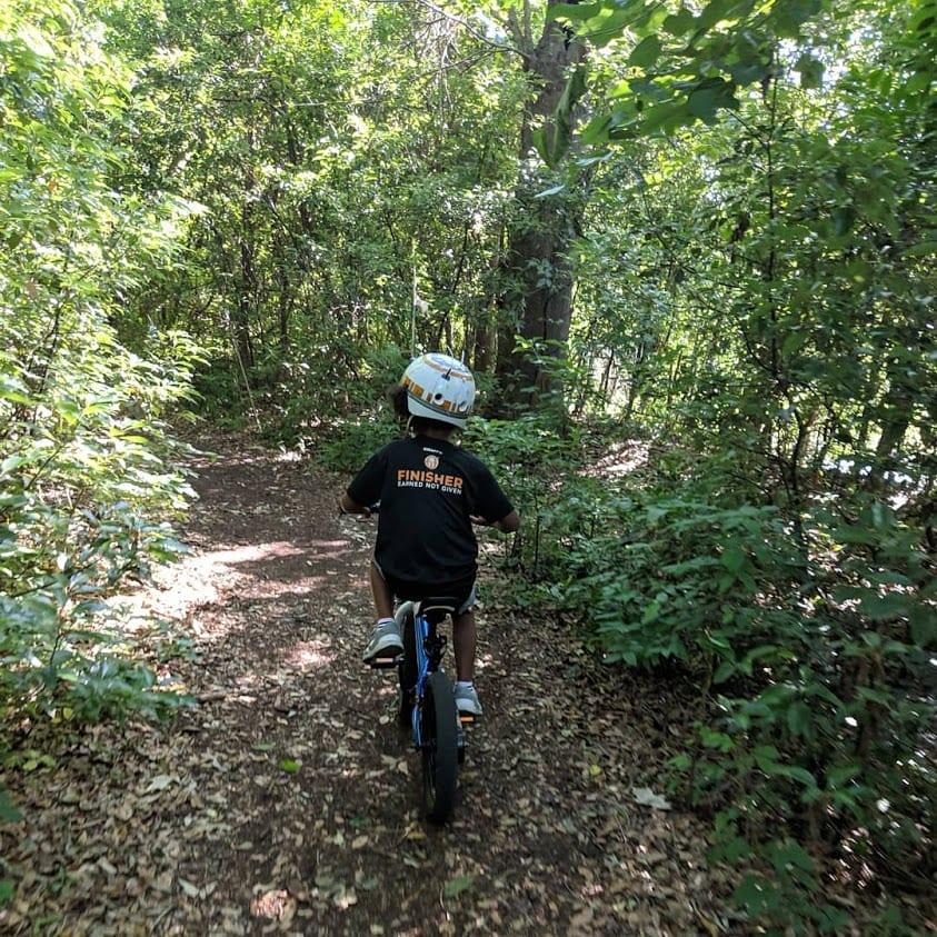 Kid's Bike Workout